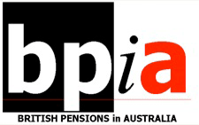 British Pensions in Australia Logo